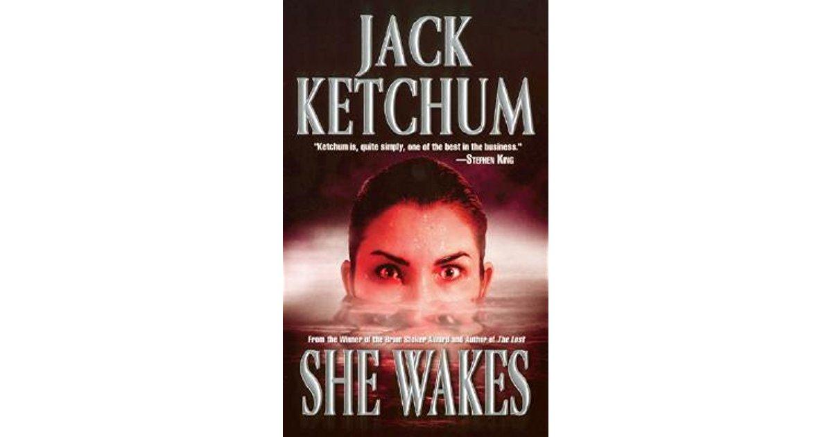 Jack Ketchum she wakes book cover