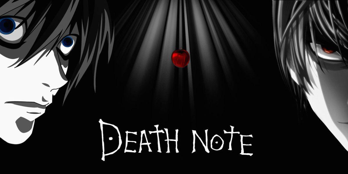 death note light versus l