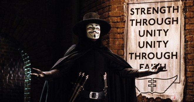 V for Vendetta still
