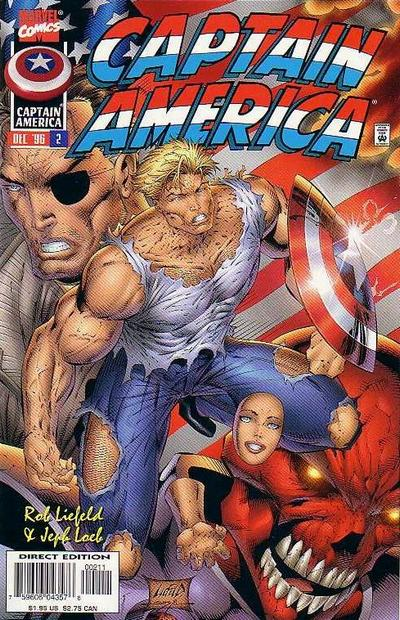 Rob Liefeld sucks