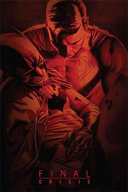 Final Crisis #1 cover