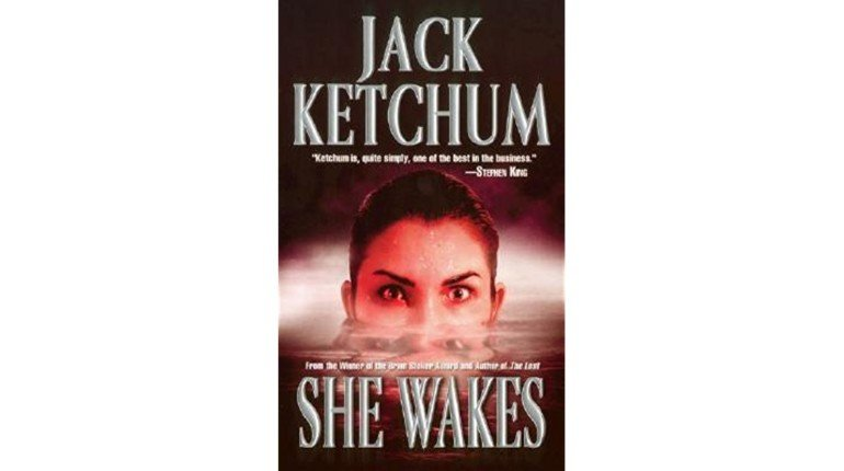 Jack Ketchum she wakes book cover