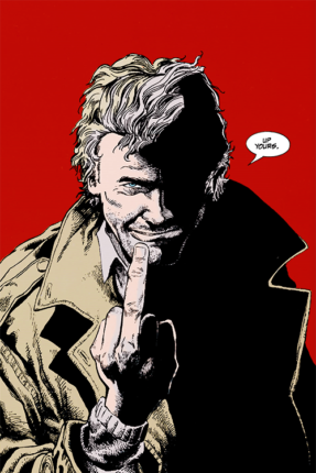 John Constantine Up Yours