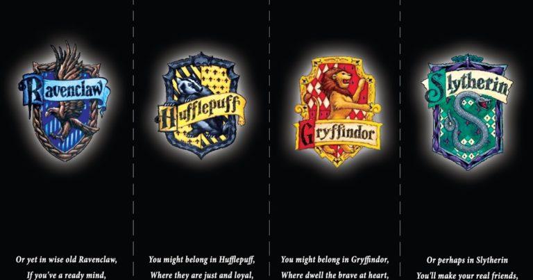 Πώς οι κοιτώνες είναι μυστικό της επιτυχίας του Harry Potter