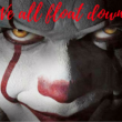 το Αυτό, pennywise, we all float down here