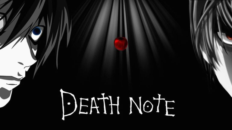 death note light versus l