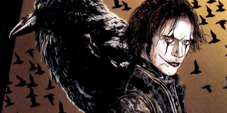 Ο Eric Draven (The Crow) είσαι ΕΣΥ!