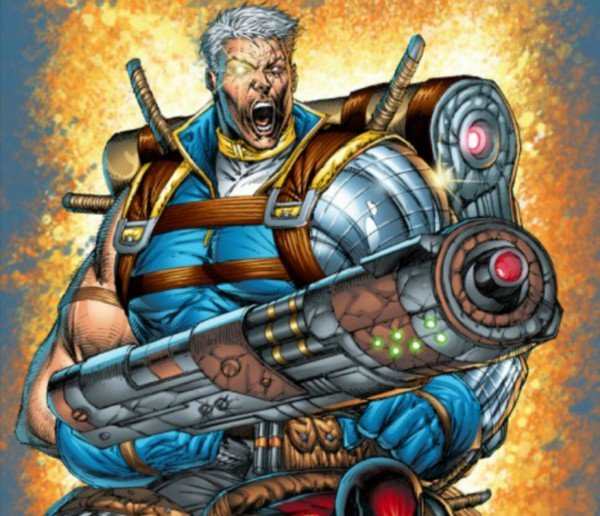 Cable by Rob Liefeld