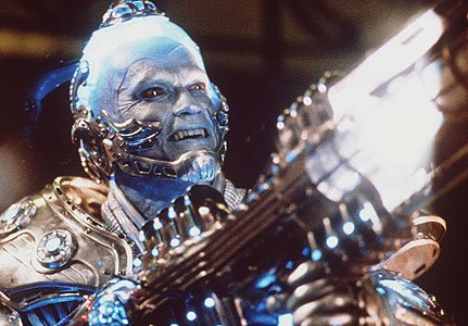 Mr Freeze from Batman and Robin