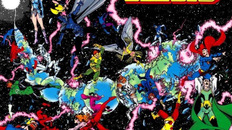 Το σύμπαν της DC υποφέρει από Crisis