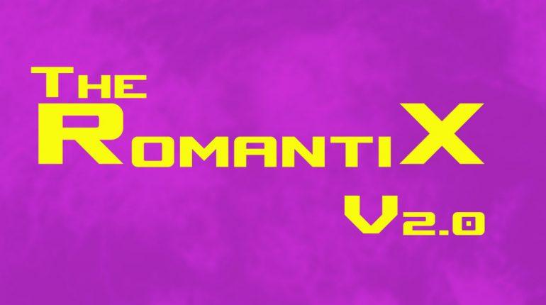 The Romantix 2 Logo