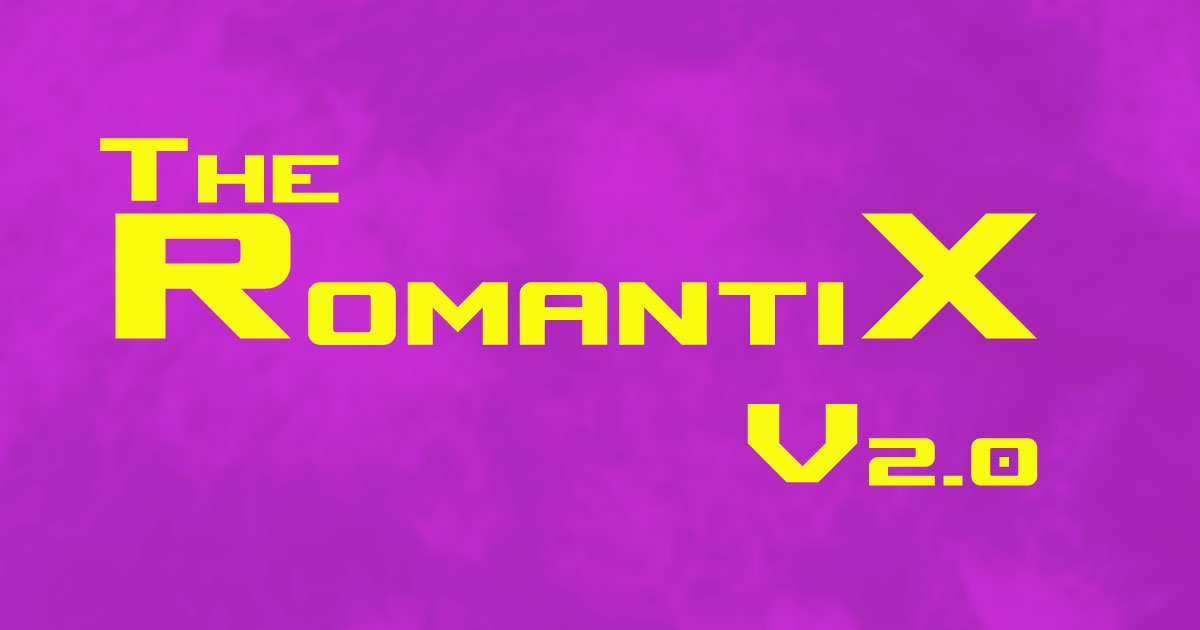 The Romantix 2 Logo