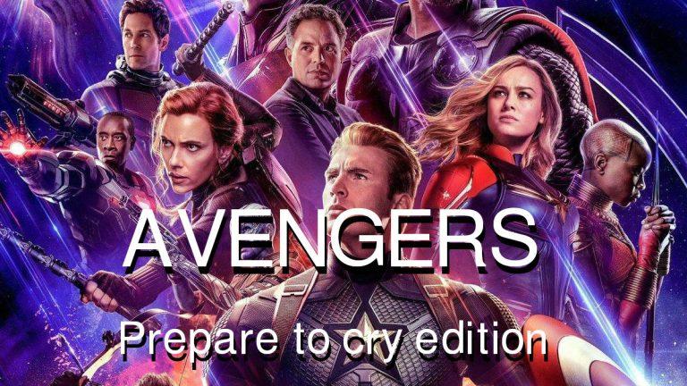Avengers: Endgame Spoiler ατάκτως ερριμμένα