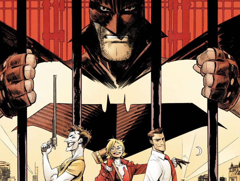 Το Batman: White Knight είναι το The Dark Knight Returns της εποχής Trump